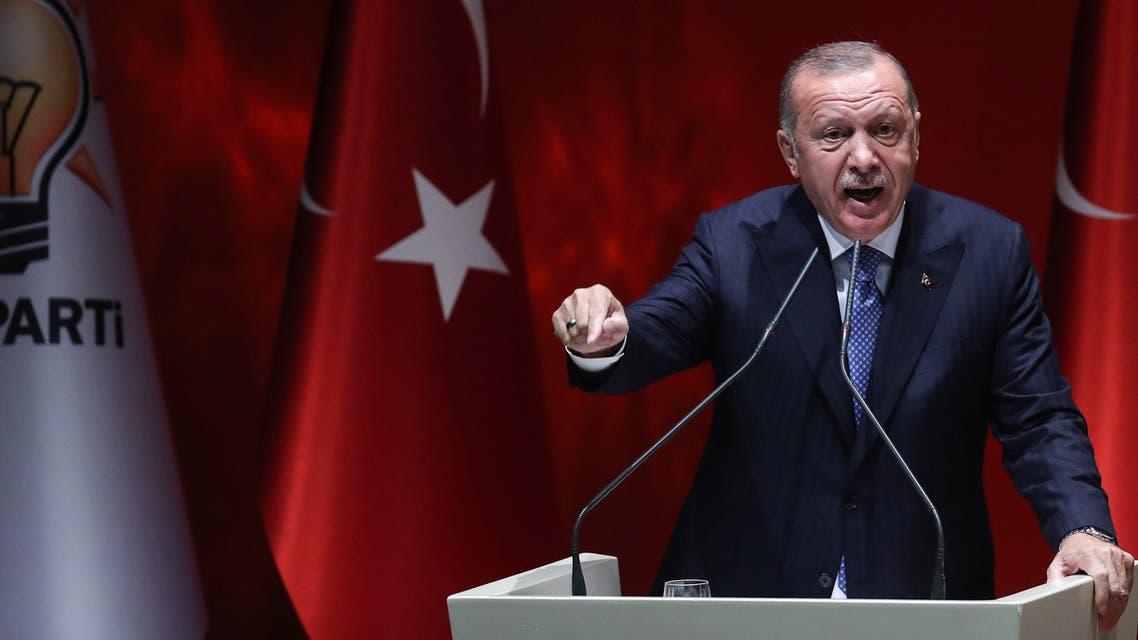 (فرانس برس)أردوغان