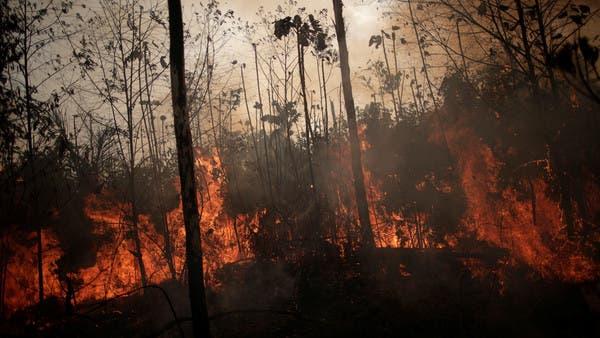 رئة الأرض تحترق.. وقمة السبع تعقد على وقع الخلافات
