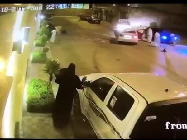 شرطة الرياض توضح قصة مقطع متداول لمشاجرة بالسيارات