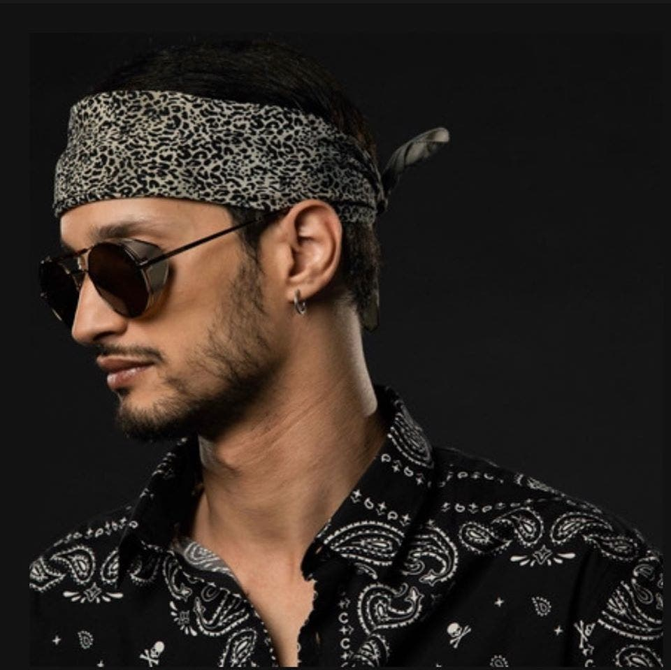مغني الراب دراجي عبد الرؤوف المعروف باسم سولكينغ