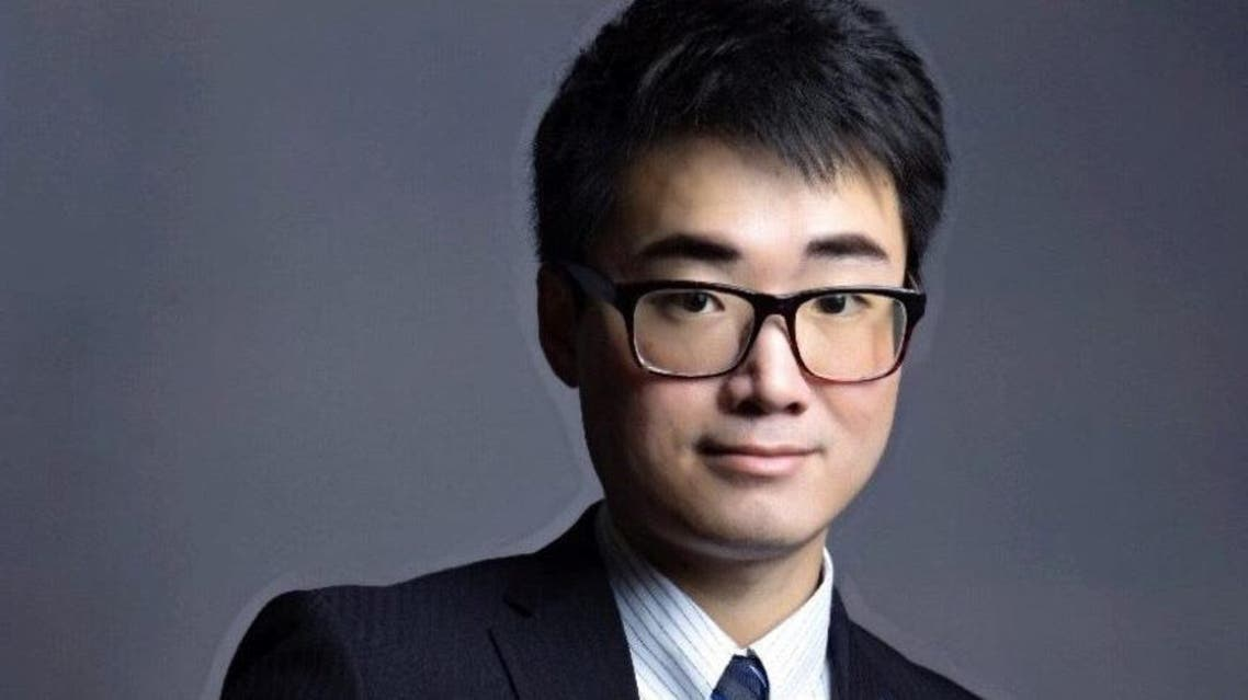 Simon Cheng, a staff member of Britain's consulate in Hong Kong, who was reported missing by local media after visiting the neighbouring mainland city of Shenzhen. (Reuters)