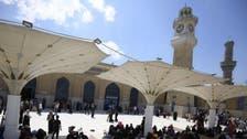 Explosion in Iraq near Shiite mosque kills three, wounds dozens