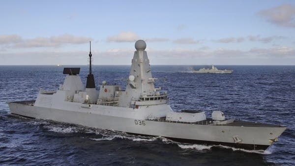سفينة بريطانية إلى الخليج لتأمين الملاحة عبر هرمز