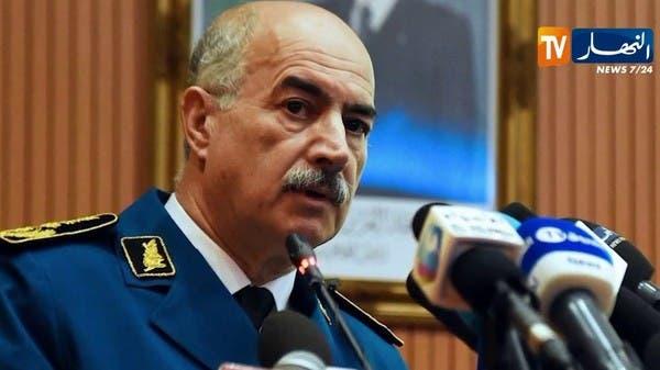 الرئيس الجزائري المؤقت يقيل مدير الأمن الوطني