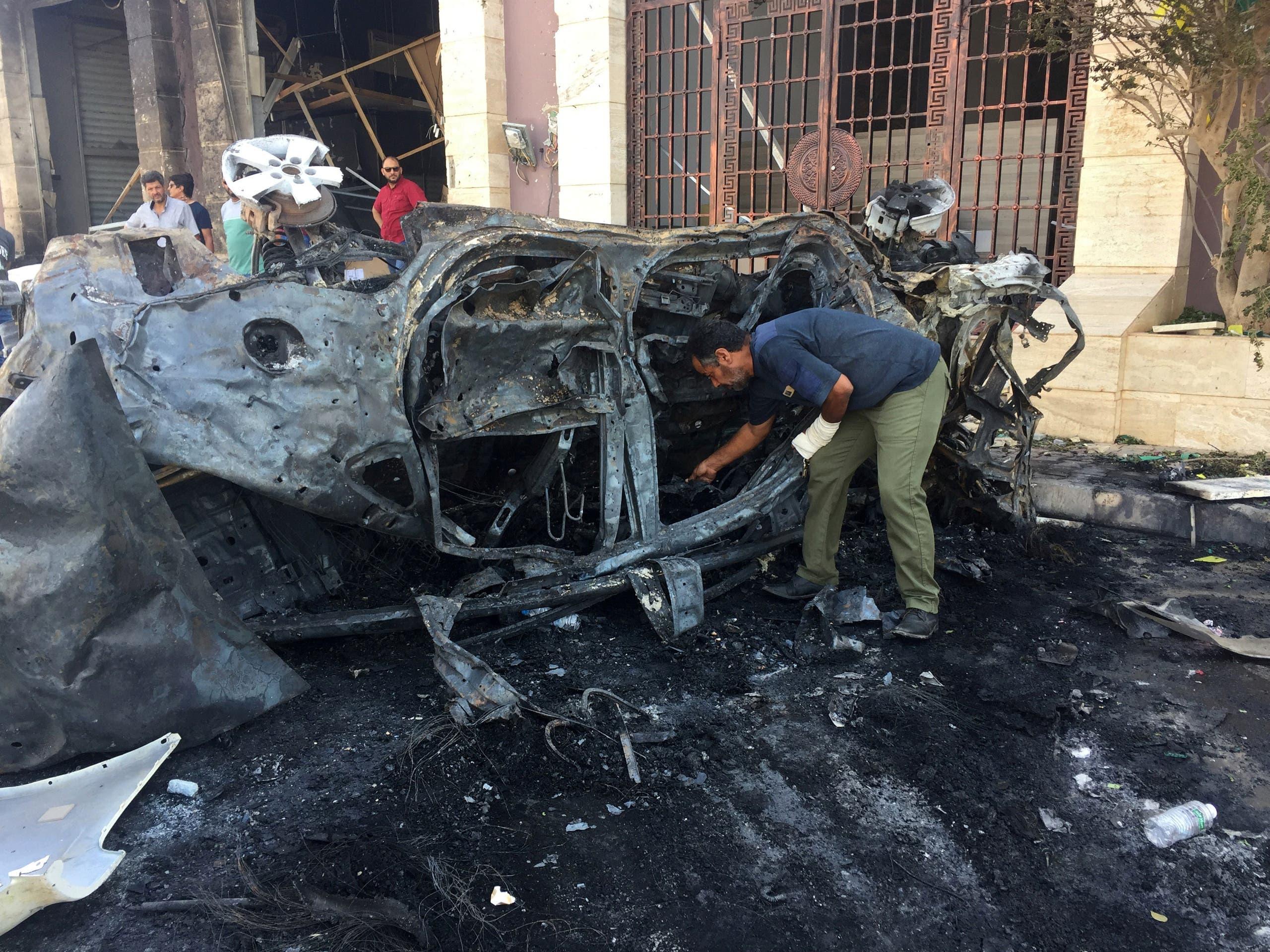 من بنغازي- رويترز