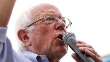 ساندرز يعلق حملته الانتخابية ويجري عملية قسطرة في القلب