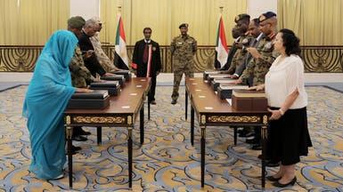 السودان.. مجلس السيادة يؤدي اليمين الدستورية