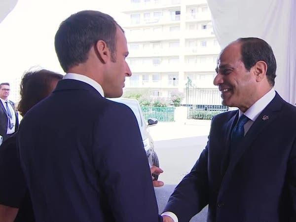 السيسي يطالب بمواجهة فوضى الميليشيات في ليبيا