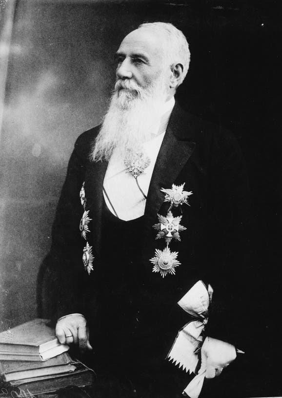 الوزير الأول الصربي نيقولا باشتش