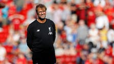 Our 'identity is intensity' says Liverpool boss Klopp