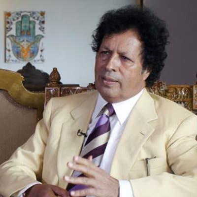 قذاف الدم للعربية.نت: قطر مختطفة من شيوخ التطرف