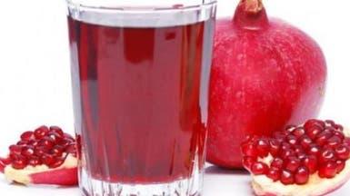 عصير الرمان له فوائد صحية هائلة
