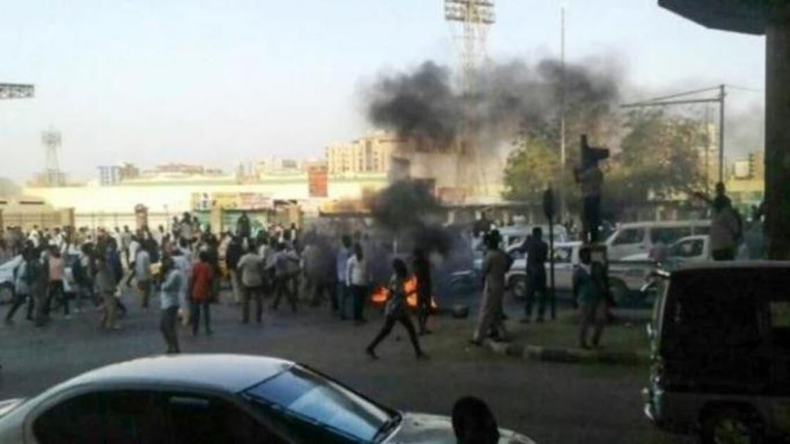 العنف في بور سودان