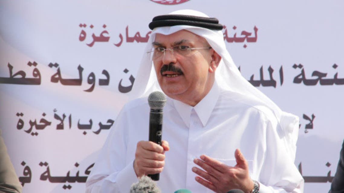 المبعوث القطري محمد العمادي