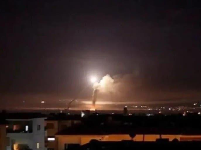 النظام السوري يؤكد التصدي لهجوم إسرائيلي على حلب