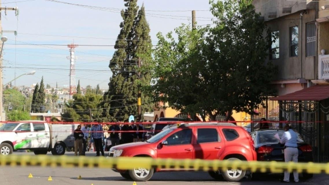 جريمة سابقة استهدفت أحد الصحافيين بالمكسيك