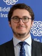 <p>همکار و مدیر بخش مبارزه با تروریسم مؤسسه خاورمیانه</p>