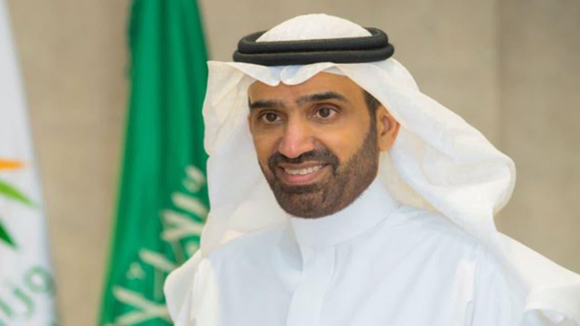 وزير العمل السعودي أحمد الراجحي
