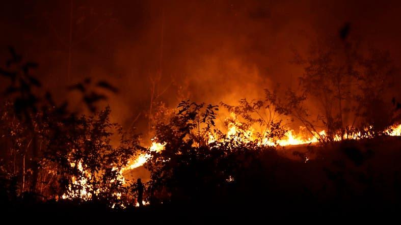 Brazil rejects G7 aid to fight Amazon fires - Al Arabiya English