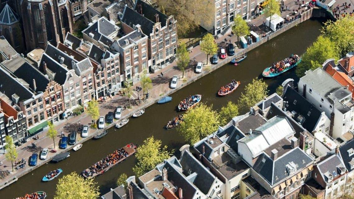 Amsterdam Netherlands AFP