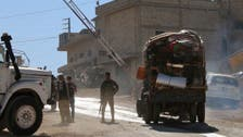Israeli air strikes hit Palestinian military position in Lebanon