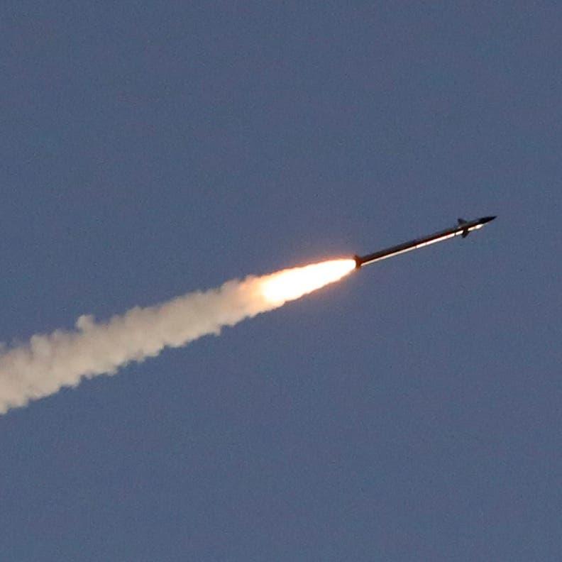 إطلاق صاروخين من غزة.. و