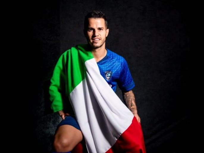 جوفينكو: أريد إنهاء مسيرتي في إيطاليا