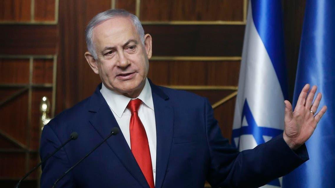 Israel PM Netanyahu. (AP)