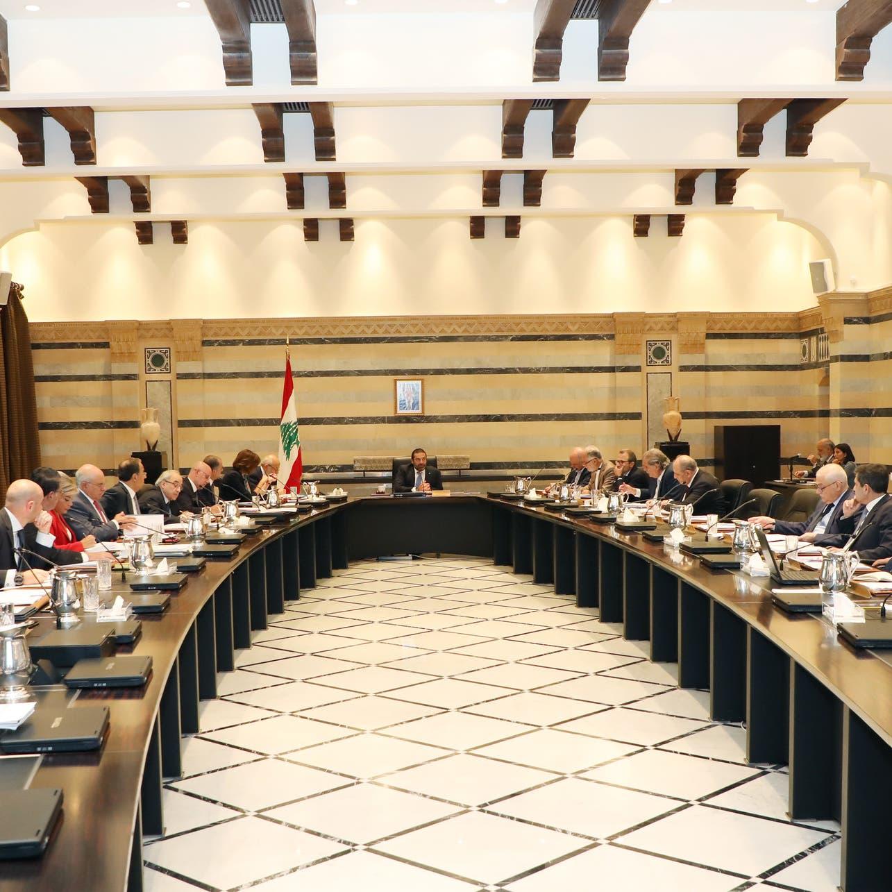 وزير لبناني مستقيل: الحكومة لا تحظى بثقة المستثمرين الدوليين