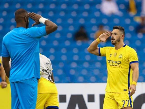 جوليانو: سأكمل عقدي مع النصر