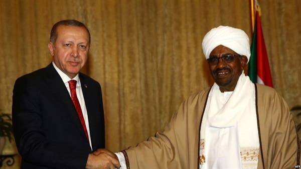 البشير وأردوغان