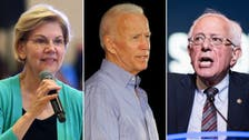 بايدن يتراجع.. ومنافسة ثلاثية بين الديمقراطيين على الرئاسة