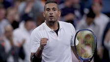 Kyrgios accuses ATP of being 'corrupt' after US Open win