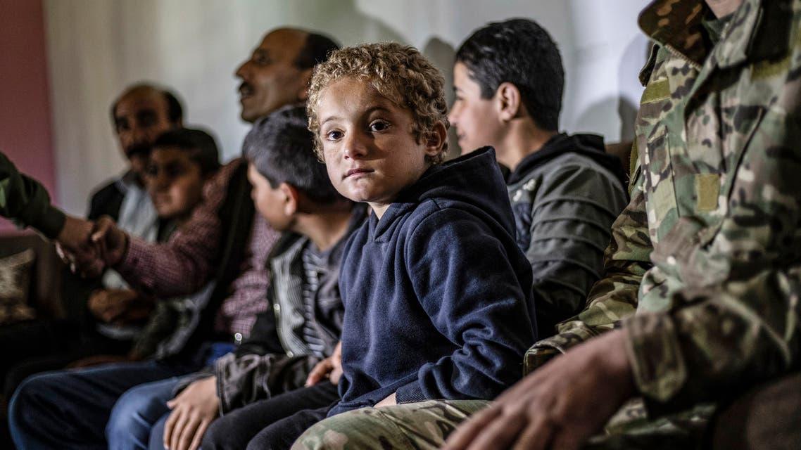 أطفال داعش العراق n