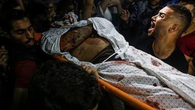 الجيش الإسرائيلي يقتل فلسطينيا في اشتباكات عند حدود غزة