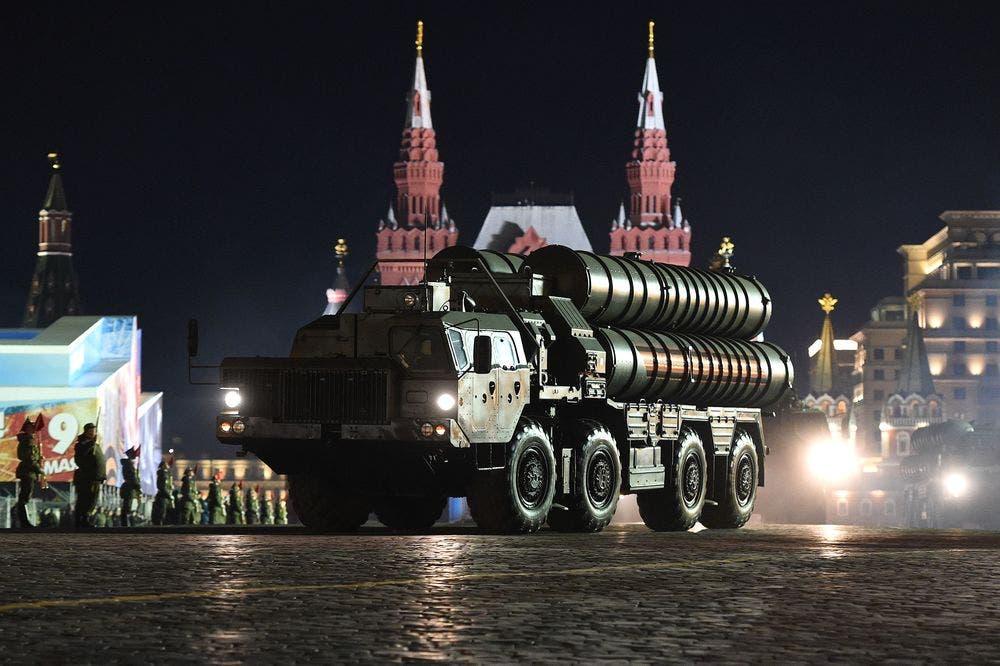 إس 400 الروسية