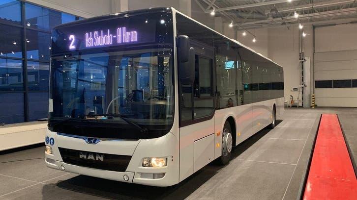 اولین مرحله پروژه مسافربری هوشمند در مکه مکرمه در سال 2020 آغاز خواهد شد