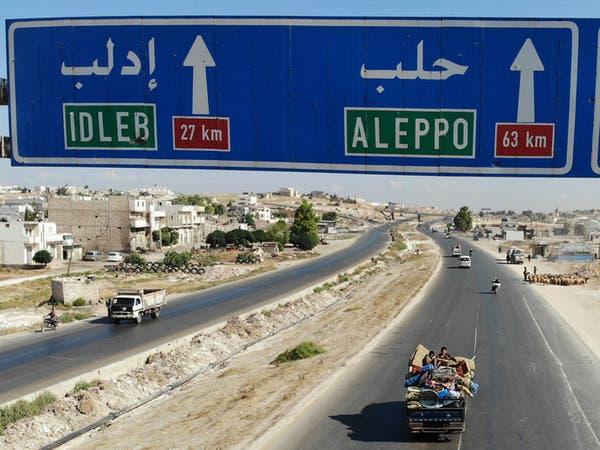 غارات مكثفة فوق إدلب.. والنظام يواصل تقدمه