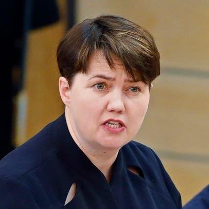 ضربة لجونسون.. استقالة زعيمة المحافظين الأسكتلدنيين