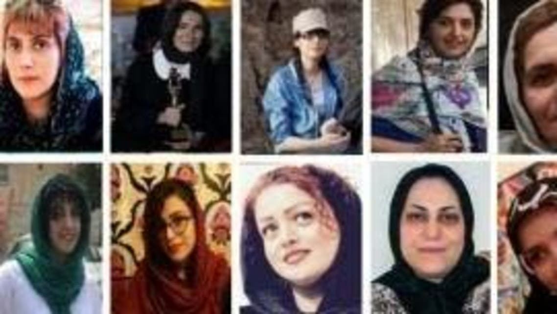 Iran: females in jails