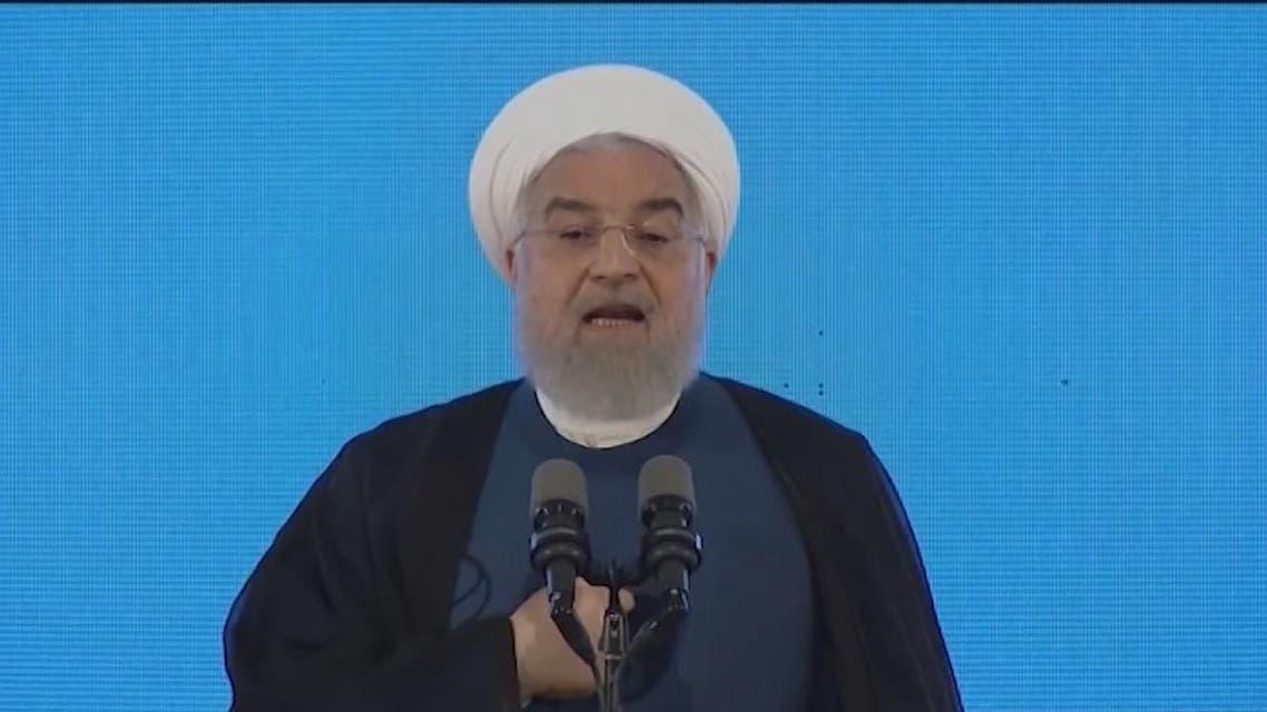 THUMBNAIL_ روحاني: هناك في إيران من لا يريدون التعامل مع الأمر الواقع