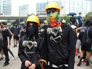عنف تظاهرات هونغ كونغ.. عند سنغافورة فوائد