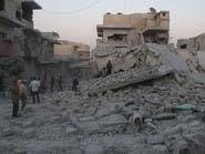 مصادر: موسكو تصعد حملة قصف آخر معقل للمعارضة السورية