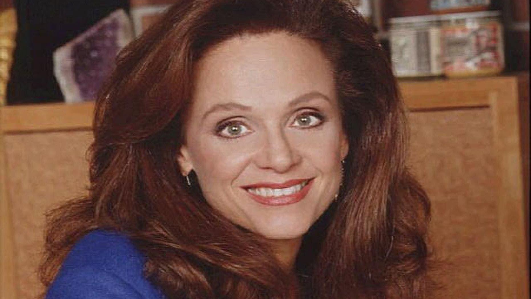 فاليري هاربر في صورة تعود لعام 1994