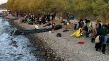 540 مهاجراً وصلوا من تركيا لليونان.. وأثينا تستدعي سفير أنقرة
