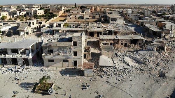 """قصف """"متعدد"""" يهدد هدنة إدلب.. وموسكو تتهم واشنطن"""