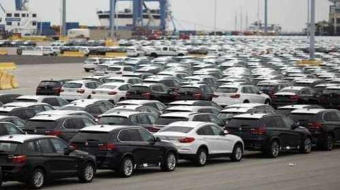 سيارات مصر جمارك موانئ