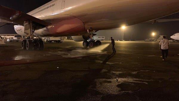 ليبيا.. قصف جوي يستهدف مطار معيتيقة بطرابلس