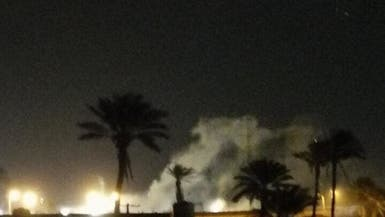"""الجيش الليبي: """"البقرة"""" وراء قصف مطار معيتيقة"""