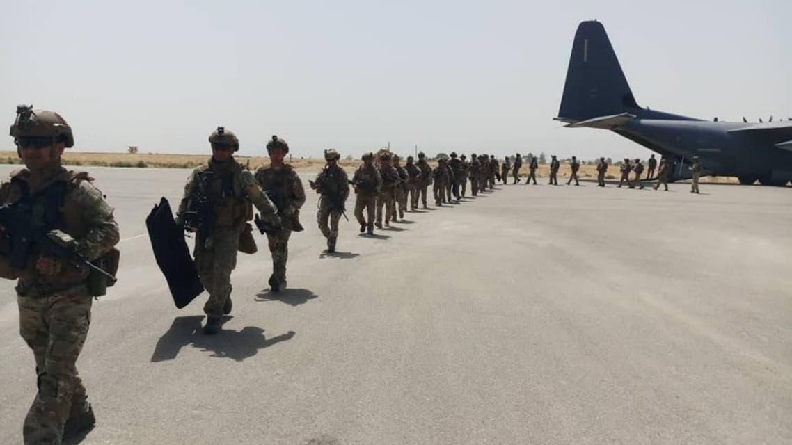 در جنگ کندز افغانستان 20 سرباز امنیتی و 56 جنگجوی طالبان کشته شدند